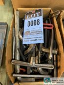 (LOT) ALLEN WRENCHES