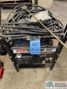 2,800 PSI COLEMAN POWERMATE GASOLINE POWERED PRESSURE WASHER, 9 HP BRIGGS ENGINE