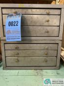 3-DRAWER DRILL INDEXES