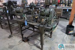 DUNMORE SERIES 24 TABLE MOUNTED HORIZONTAL AUTOMATIC DRILL UNITS, 1/2 HP MOTORS, 3-PHASE, 220/440