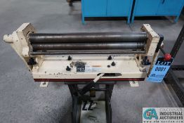 "24"" JET MODEL SR-2024N MANUAL SLIP ROLL MACHINE"