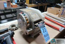 BETTER PAK MODEL 555S GUMMED TAPE MACHINE
