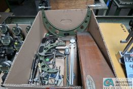 (LOT) MISC. MICROMETERS & CALIPERS