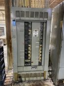 1,200 AMP SQUARE D CAT NO. 1221312897 1-SECTION SWITCH GEAR PANEL