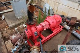 25 HP ARMSTRONG MODEL 4X3X11.5 4030 COMMERCIAL PUMP, BF STANDARD CONSTRUCTIONS, 426 US GPM