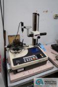 "MITYTOYO MODEL RA-114 DIGITAL ROUND TEST MACHINE; S/N 300101, BUILT IN PRINTER, 3"" 3-JAW CHUCK"