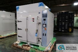 KOYO THERMO SYSTEMS MODEL INH-100CD-S HIGH TEMP BATCH INERT GAS OVEN; S/N 123030, MAX TEMP 600