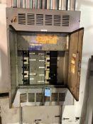 1,200-AMP SQUARE D CAT NO. 1217410211 BREAKER PANEL