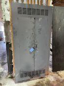 1,200-AMP SQUARE D CAT NO. 4441978 BREAKER PANEL W/ I-LINE SMART CELL BREAKER