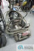 WHITCO MODEL 2418-EPC ELECTRIC PORTABLE PRESSURE WASHER; S/N 700-110, 3-PHASE, 208 VOLTS, 3 HP