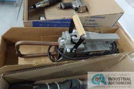 "1.5 KVA CHICAGO WELDING MODEL 45689 SPOT WELDER; S/N 3811-36264-0259, 115 VOLT, 6"" THROAT"