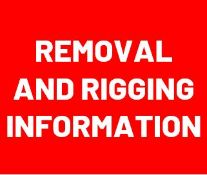 REMOVAL INFORMATION