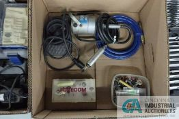FOREDOM CC SERIES FLEX-ARM ELECTRIC DRILL WITH FOOT PEDAL