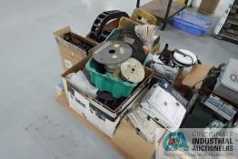 SKID MISCELLANEOUS BUILDING AND MACHINE SUPPORT EQUIPMENT
