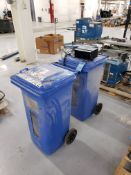 NORDSON ADHESIVE BIN W/ PS40 POWER SUPPLY & EPC-15 PATTERN CONTROL SYSTEM **Loading Fee Due