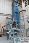 SIFTER LINE WITH TECH-AIR JET DUST COLLECTOR