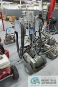 WHITCO MODEL 2418-EC ELECTRIC PORTABLE PRESSURE WASHER; S/N 300-101, 3-PHASE, 208 VOLTS, 3 HP