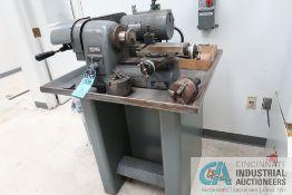 HARDINGE MODEL HSL-59 PRECISION TOOLROOM LATHE; S/N SLD-8220-W