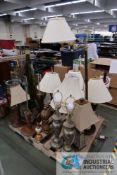 (LOT) LAMPS