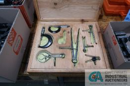 (LOT) MISCELLANEOUS INSPECTION TOOLS