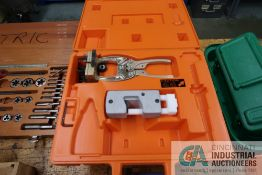 (LOT) (2) EAGLE WELD MODEL UT-236 SPLICE KITS
