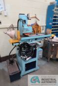 """6"""" X 18"""" SUNNY MODEL SGS-618 HAND FEED SURFACE GRINDER, COOLANT S/N 8402082"""