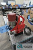 1/2'' MILWAUKEE CAT. NO. 4270-20 ELECTROMAGNETIC DRILL
