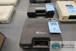 TIF MODEL TIFXP-1 AUTOMATIC HALOGEN LEAD DETECTOR WITH TIF MODEL TIF8800 COMBUSTIBLE GAS DETECTOR