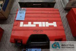 HILTI MODEL TEC 7-C HEAVY-DUTY HAMMER DRILL