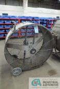 "48"" DIAMETER TRIANGLE PORTABLE DRUM STYLE AIR CIRCULATOR"