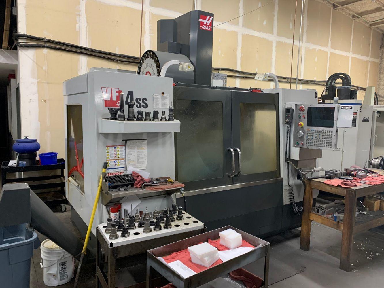 Micro Machine, Inc. - CNC Machining and Metal Fabricating Machinery