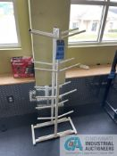 WEIGHT RACK **ATTN: This lot is located on the second floor. Removal will be by carrying down stairs