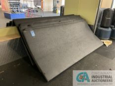 STYROFOAM EXERCISE MATS **ATTN: This lot is located on the second floor. Removal will be by carrying