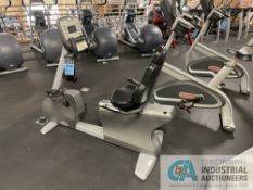 MATRIX RECUMBENT BIKE **ATTN: This lot is located on the second floor. Removal will be by carrying