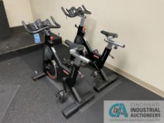 STAR TRAC STUDIO 5 SPINING BIKES **ATTN: This lot is located on the second floor. Removal will be by