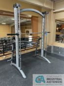MATRIX OLYMPIC SQUAT RACK **ATTN: This lot is located on the second floor. Removal will be by