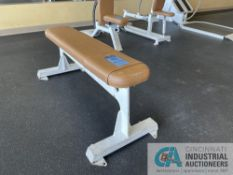 (LOT) WORKOUT BENCHES; (1) STRAIGHT BENCH, (2) ADJUSTABLE BENCHES **ATTN: This lot is located on the