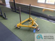 ELITEFTS TRAINING SLED **ATTN: This lot is located on the second floor. Removal will be by