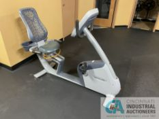 PRECOR RECUMBENT BIKE **ATTN: This lot is located on the second floor. Removal will be by carrying