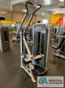 STAR TRAC IMPACT STRENGTH LAT PULL DOWN SELECTORIZED STRENGTH TRAING MACHINE