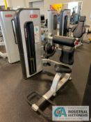 STAR TRAC BACK EXTENSION SELECTORIZED STRENGTH TRAINING MACHINE