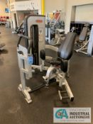 STAR TRAC ABDUCTION/ADDUCTION SELECTORIZED STRENGTH TRAINING MACHINE