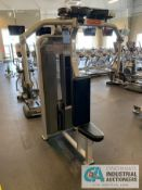 STAR TRAC IMPACT STRENGTH DELTOID FLY SELECTORIZED STRENGTH TRAINING MACHINE