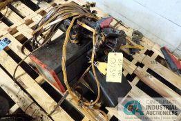 1-TON KONE CRANES ELECTRIC CHAIN HOIST