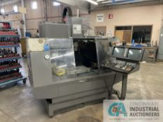 "HURCO MODEL BMC-20 CNC VERTICAL MACHINING CENTER; S/N BH-8004038C, 14"" X 30"" TABLE, 13"" X 22"" SUB-"