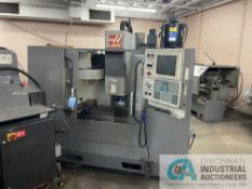 """HAAS MODEL VF-2 CNC VERTICAL MACHINING CENTER; S/N 18070, 14"""" X 36"""" TABLE, 20-POSITION ATC, 40 TAPER"""