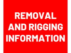 EXCLUSIVE RIGGER AND REMOVAL AGENT - Industrial Services and Sales, LLC