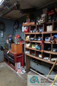 (LOT) CONTENTS OF SUPPLY ROOM