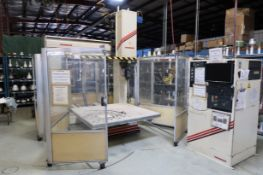 THERMWOOD MODEL C67 2-HEAD 5-AXIS CNC ROUTER