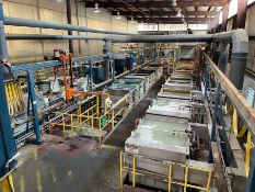 STATE OF THE ART AUTOMATED ANODIZING LINE